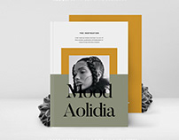 AOLIDIA Outfit Editorial Lookbook
