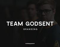 Team Godsent | Branding