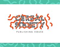 Cereal Society Brand Identity