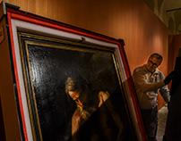 Dopo Caravaggio / Museo Pretorio / Backstage