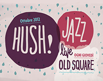 Hush — Jazz Live!