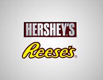 Hershet's & Reese's Pillar