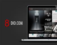 8dio.com