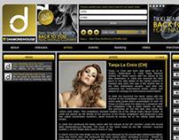 Website Diamondhouse.biz