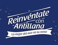 Reinvéntate con Antillana