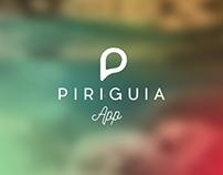 Desenvolvimento de Aplicativo - PIRIGUIA