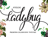Freebie of the Week: The Free Ladybug Font
