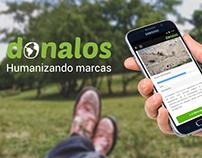 Donalos App
