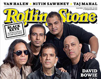 Rolling Stone and MW Covers