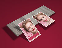 Free Branding Flyer Mockup PSD 2018