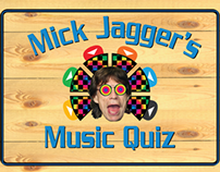Mick Jagger's Music Quiz