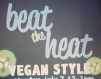 Beat the Heat Chalkboard