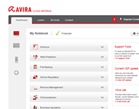AVIRA - Cloud Antivirus