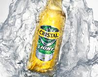 Cristal Light / Hombres fríos.
