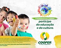 Anúncio Jornal Kids - Cooper