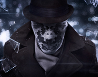 This City's Afraid Of Me - Rorschach