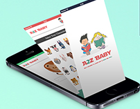A2Z BABY/ MOBILE APP - UI/UX