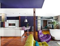 Reforma de vivienda de 165m2 C/ Alameda, Madrid