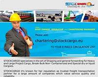E-mail NewsLetters for Transport Company