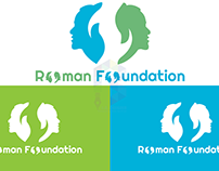Logo and Brand Design for Roman Foundation NGO
