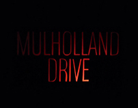 Mulholland Dr. - Movie Titles