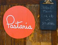 Pastaria Branding and Design