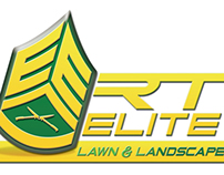 RT Elite Landscaping Logo