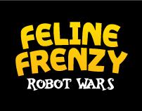 Feline Frenzy: Robot Wars