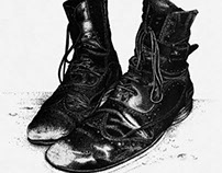Ex. Five (The Boots of the Strange Traveler)