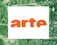 Wallpaper for ARTE Creative
