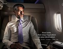 Peter Funch: Saudi Air