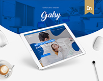 Galsy Dental Clinic Website
