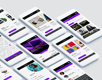 Discover Mobile App
