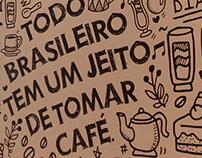 Stand Café Brasileiro - Mitsui - Ferira APAS 2015
