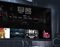 Official Kid Ink Website