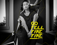 Mixtapecover - Go Tell Fire Fire