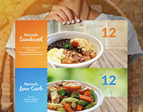 Cartaz Marmitas - Nutritécnica Gourmet