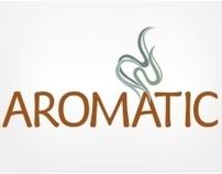 Aromatic | Identidade visual e embalagens