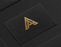 Alfa Logo Design