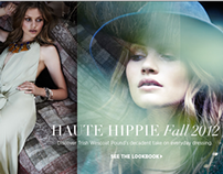 ShopBop / Haute Hippie LookBook