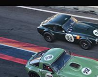 hitoric races Zandvoort