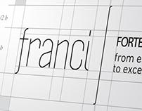 Franci - Logo Design