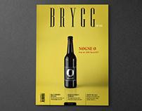 BRYGG, magazine