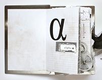 the alpha // [ book ]