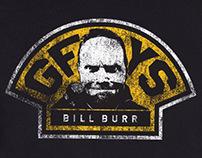 Bill Burr Hockey