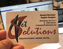 My first logo in '95.