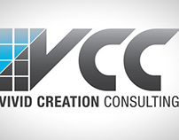 Vivid Creation Consulting // Brand Identity