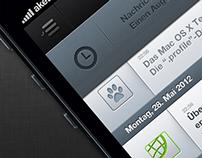 ifun | news, v5.0 — App