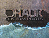 Slate & Water Logo Mockup