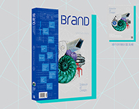 "BranD MAGAZINE issue 2014D ""Science of Design"""